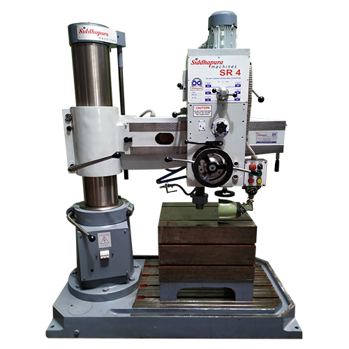 All Geared Heavy Duty Double Column Radial Drilling Machine