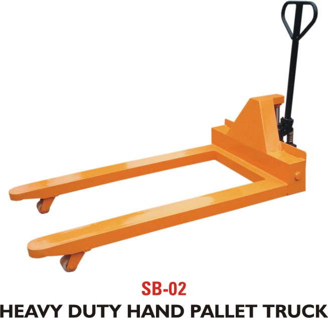 SB – 02 Heavy Duty Hand Pallet Truck