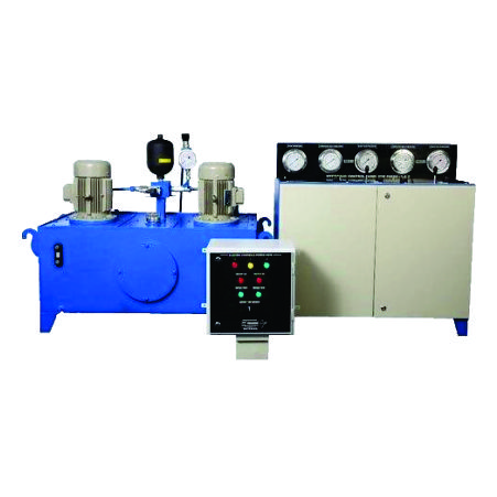 Hydraulic System for Paper Mill