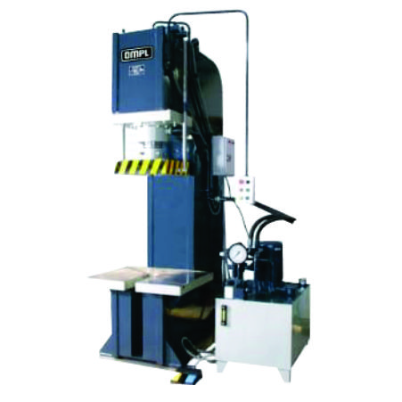 'C' Frame Power Operated Hydraulic Press