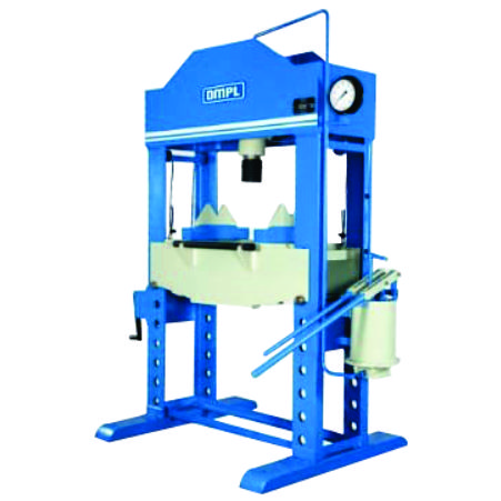 h frame hand operated hydraulic frame