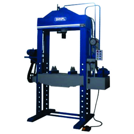 H Frame Submersible Hydraulic Press