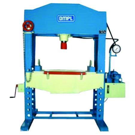 Mobile Cylinder Hydraulic Press
