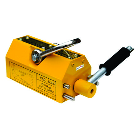 Permanent magnetic c lifter