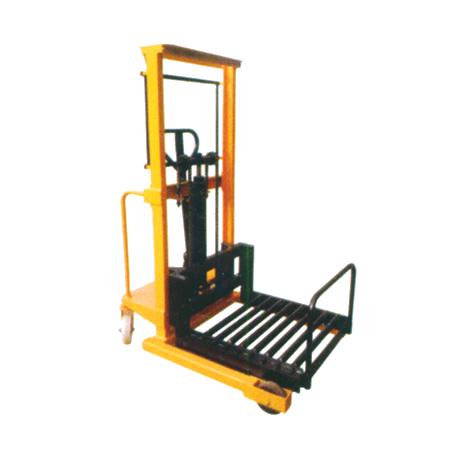 Manual Hydraulic Roller Stacker