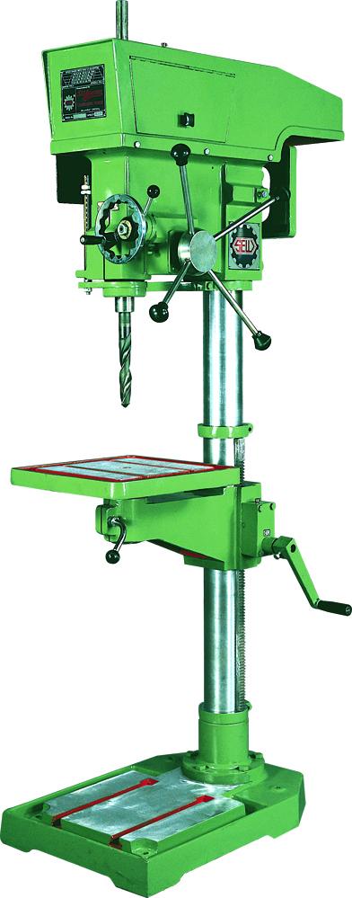 Precision Pillar Type Drilling Machine