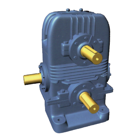 TUBE MILL TYPE GEARBOX