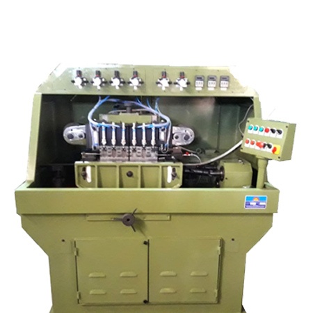 Taper Roller Super-finish [Honing] Machine