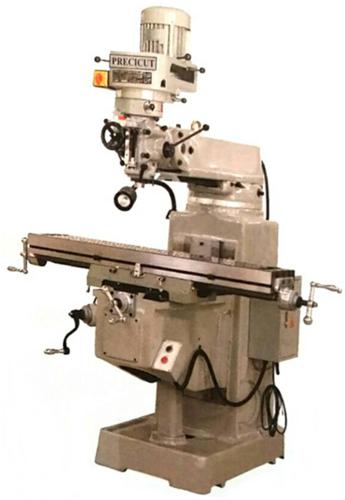 Precicut milling machine