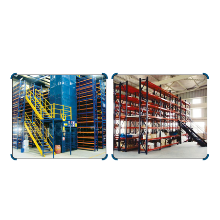 Two Tier Racking