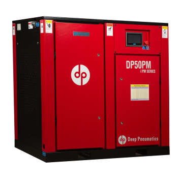 Variable Speed Drive Screw Air Compressor